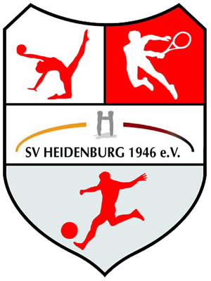 sportverein heidenburg wappen